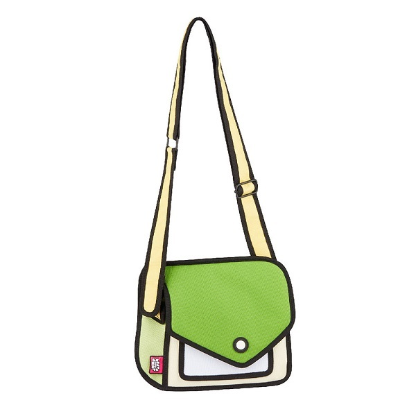 Giggle Shoulder Bag [Greenery]