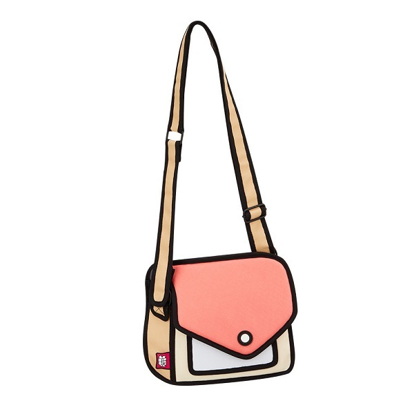 Giggle Shoulder Bag [Watermelon Red]