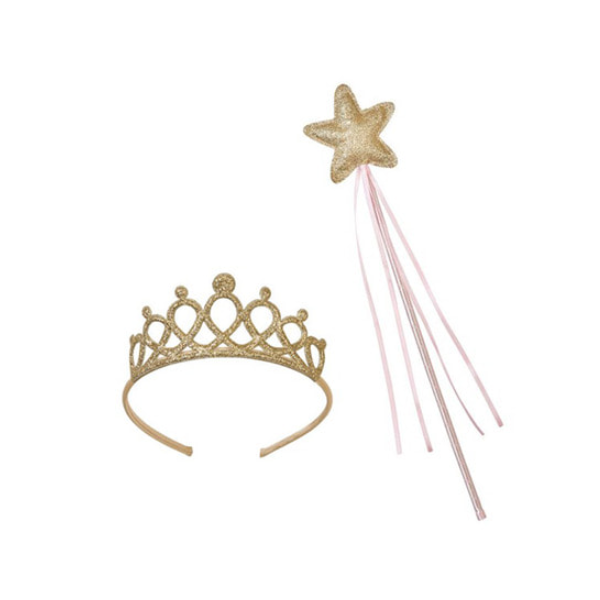 [Talking Tables] We ♥ Pink Tiara&wand set